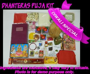 Dhanteras Puja Kit