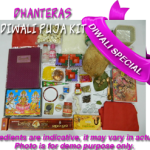 Diwali and Dhanteras Puja Kit