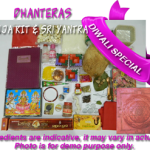 Diwali and Dhanteras Puja Kit with ShriYantra