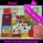 Diwali and Dhanteras Puja Kit with ShriYantra