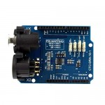 DMX Shield MAX485 Chipset For Arduino