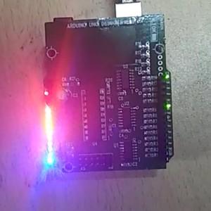 Arduino Debug Shield